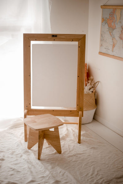 Perspex Easel - Available for delivery mid January