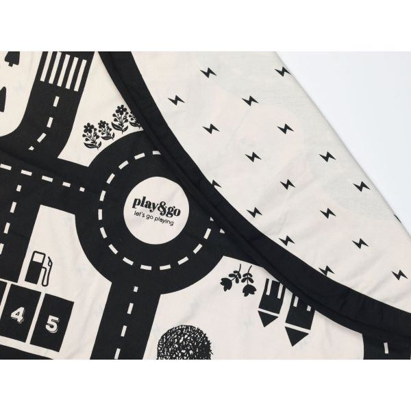 Road Map. Play and Go Storage Mat/Bag
