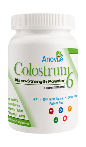 Colostrum 6 Powder 1 Kilogram