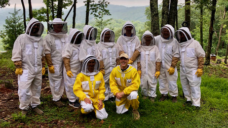 Take A Tour With The Hive Girls Of Killer Bees Honey