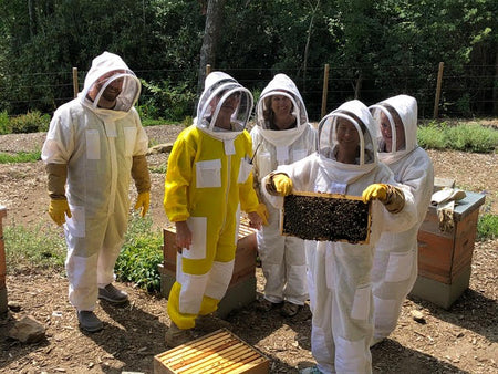 Keeping You Covid-19 Safe During a Killer Bees Honey Tour
