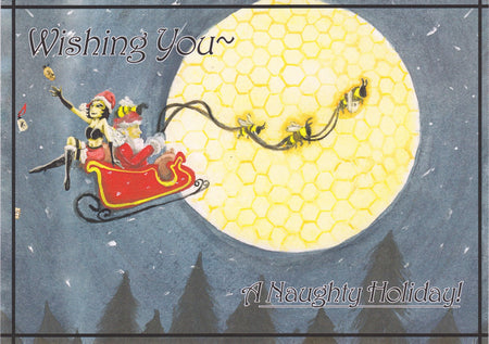 Hive Girl Holiday Cards!