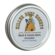Killer Beeswax Hand Salve