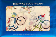 Killer Beeswax Food Wraps - Bicycle