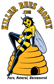 Killer Bees Honey - Pure, Natural, Uncensored