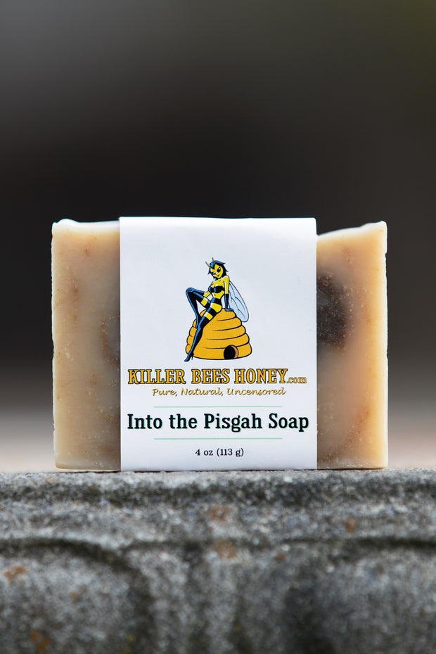 Killer Bees Honey Bar Soap