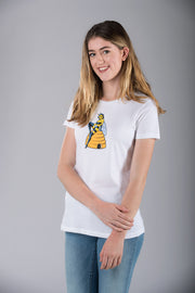 "SALE!  $10 White Women's ""Pure, Natural, Uncensored"" - Queen Bee T-Shirt"