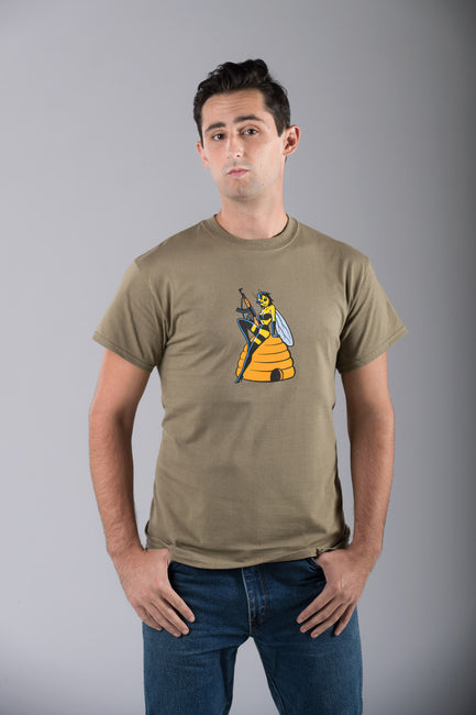 "Men's ""Naturally Tough"" AK-47 T-Shirt"