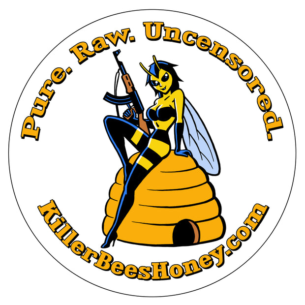 Killer Bees Vinyl Car Decals