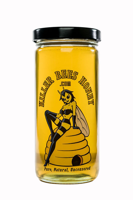 Killer Bees Honey - 2020 Appalachian Clover