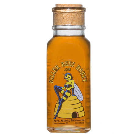 Killer Bees Honey - Sourwood Big Red