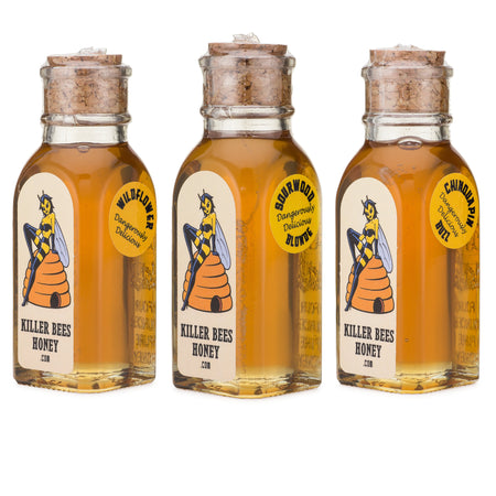 Honey Sampler 3-Pack