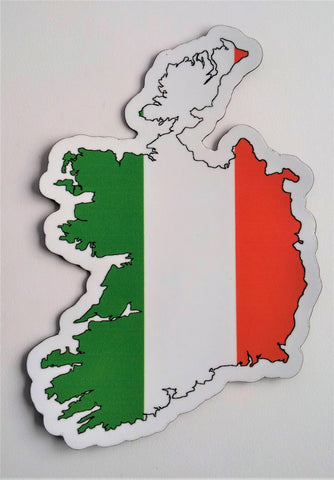 Ireland MAPag Magnetic Decal
