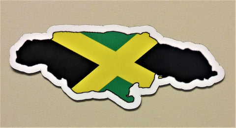 Jamaica MAPag Magnetic Decal