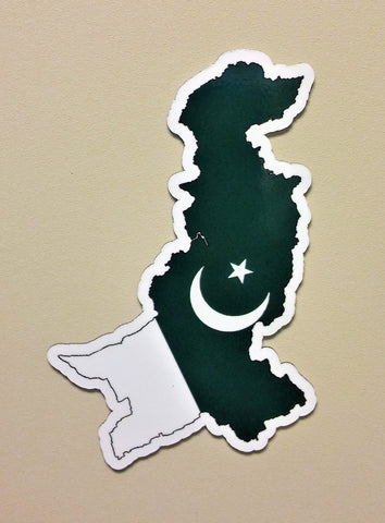 Pakistan MAPag Magnetic Decal