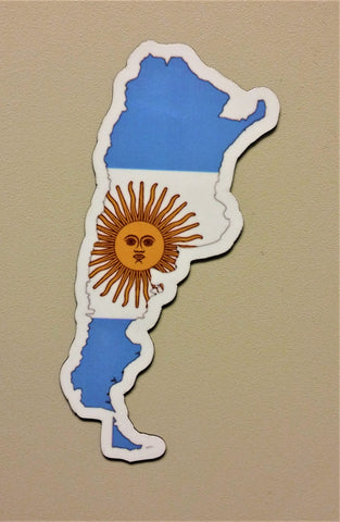 Argentina MAPag Magnetic Decal