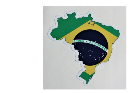 Brazil MAPag adhesive backed Decal