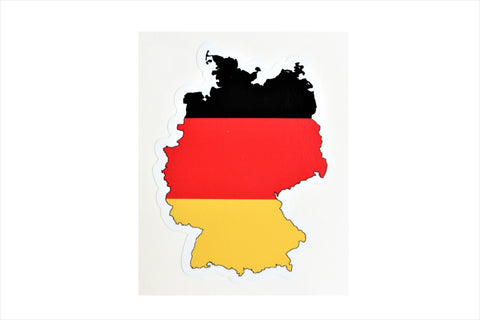 Germany MAPag adhesive backed Decal