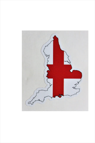 England MAPag adhesive backed Decal