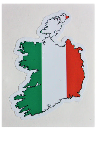 Ireland MAPag adhesive backed Decal