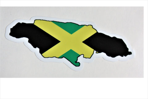 Jamaica MAPag adhesive backed Decal