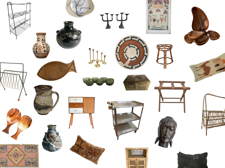 The Hottest Vintage Home Decor Under $150 on Chairish Right Now