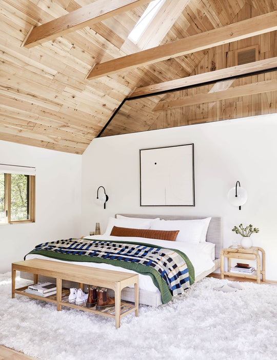 Get the Look (For Less): A Scandinavian Master Bedroom