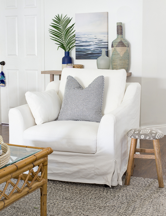 Roundup: The Classic White Armchair