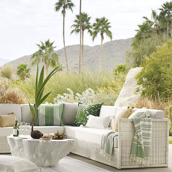Roundup: 48 Outdoor Pillows for Enhancing Your Outdoor Space