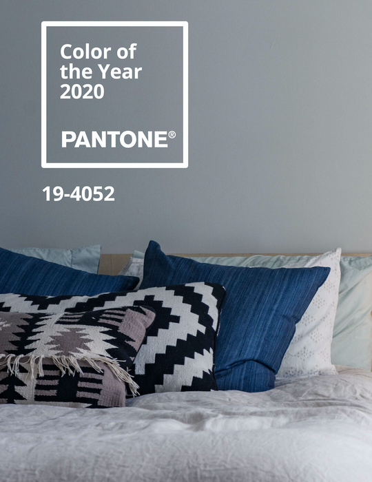 Decorating With Pantone's Color of the Year 2020: Classic Blue