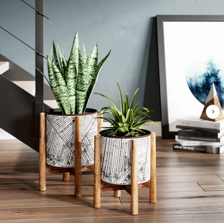 Roundup: 22 Amazing Indoor Planters For Housing All of Your Plant Babies