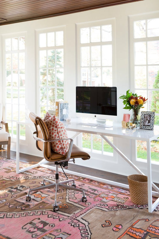 When Working at The Kitchen Table Just Isn't Working: A Roundup of Our Favorite WFH Desks