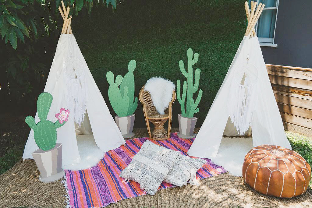 Styling Your Next Kids Party with Teak & Lace