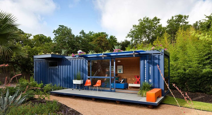 Trending: Shipping Container Homes