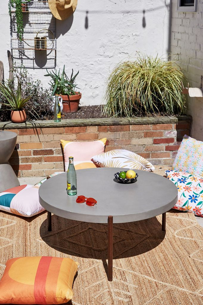 Alper Outdoor Coffee Table