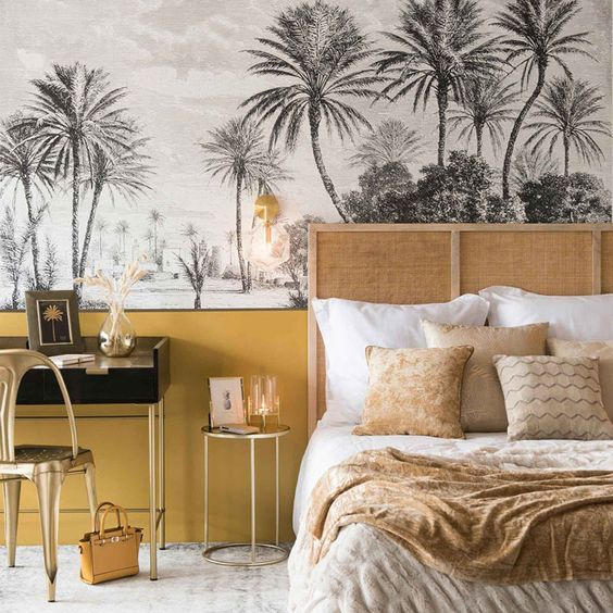Palm tree Wall Paper