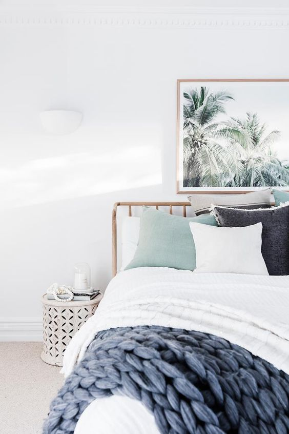 Coastal Beach Bedroom