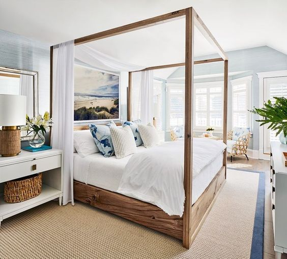 Coastal Neutral Bedroom