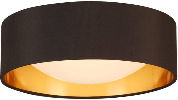 Eglo Lighting 204717A Lighting - Ceiling, 12-Inch, Gold