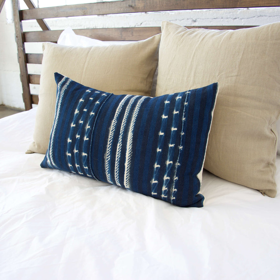 african-mud-cloth-pillow