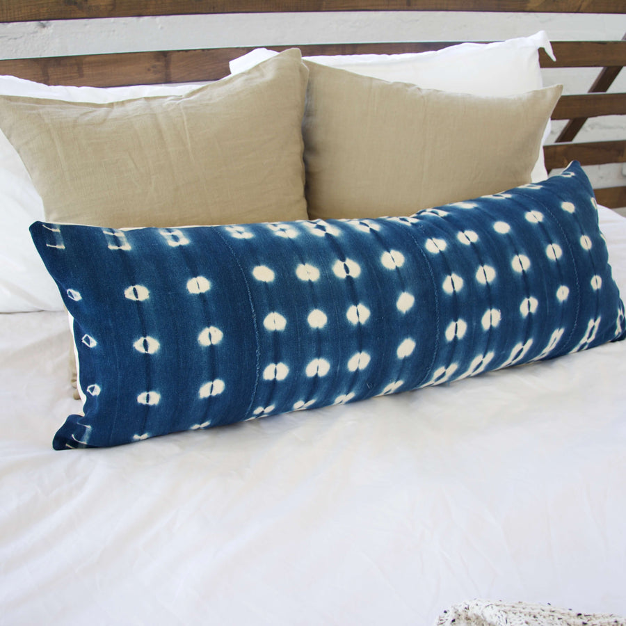 african-mud-cloth-lumbar-pillow