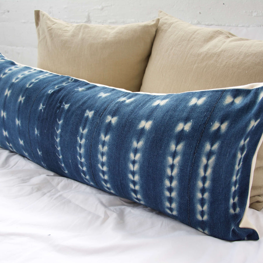 african-mud-cloth-extra-long-lumbar-pillow