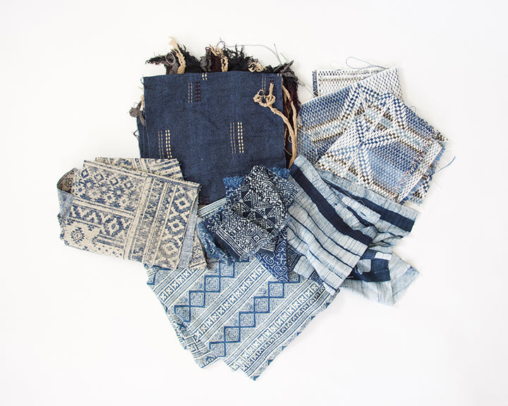 Fabric Bundle: Blues