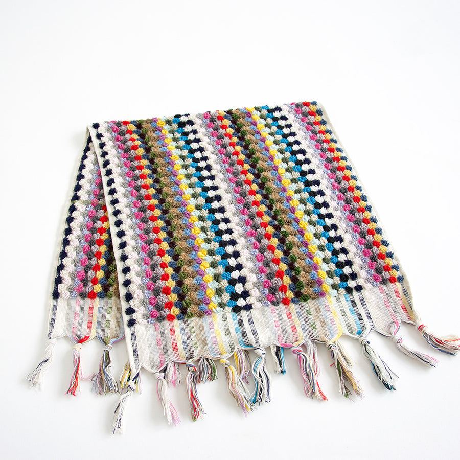 Turkish Hand Towel - Multi-colored #2