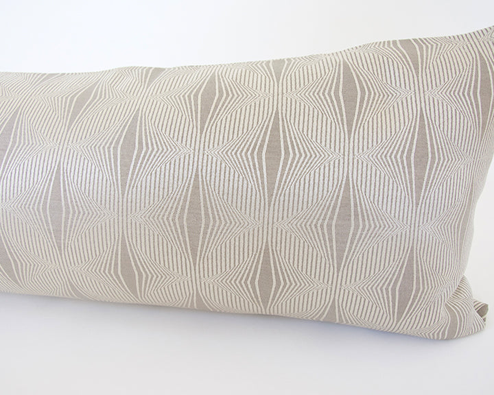 Diamond in the Rough Lumbar Pillow - 14x50