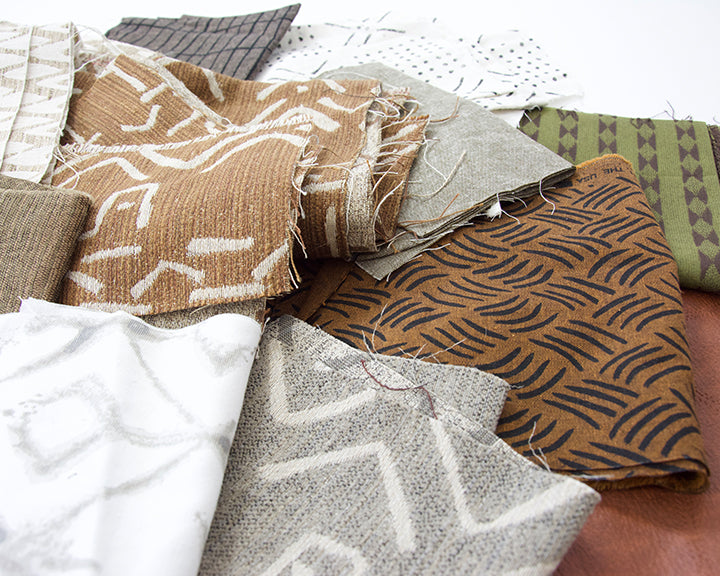 Fabric Bundle: Earth Tones #3