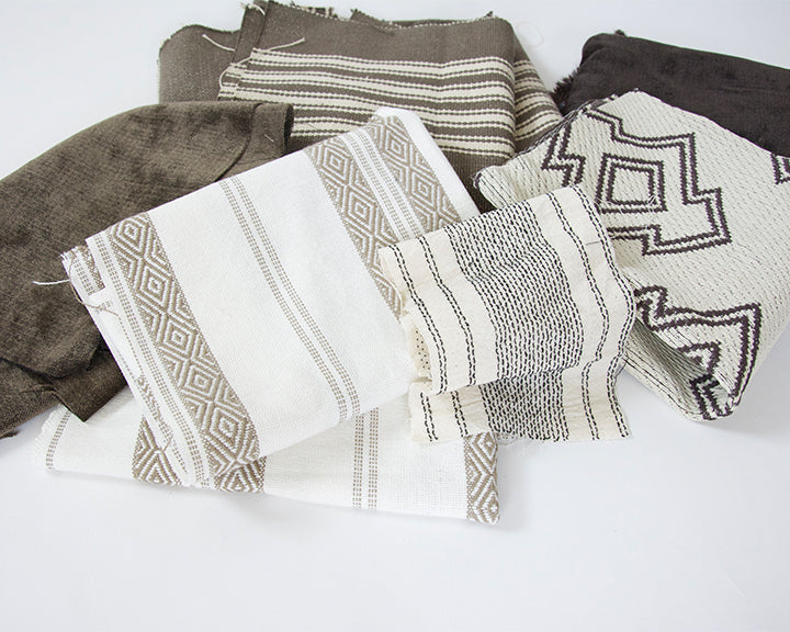 Fabric Bundle: Neutrals #2