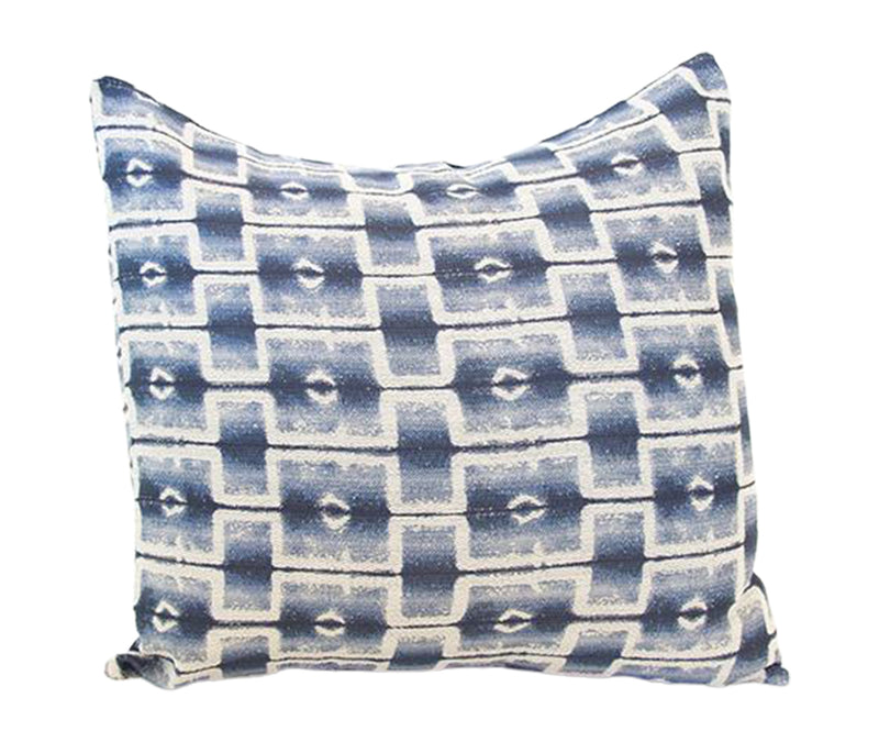 Progressive Blues Accent Pillow - 20x20