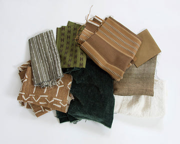 Fabric Bundle: Earth Tones #1
