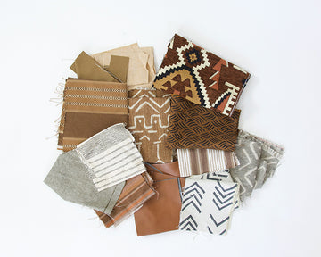 Fabric Bundle: Earth Tones #2